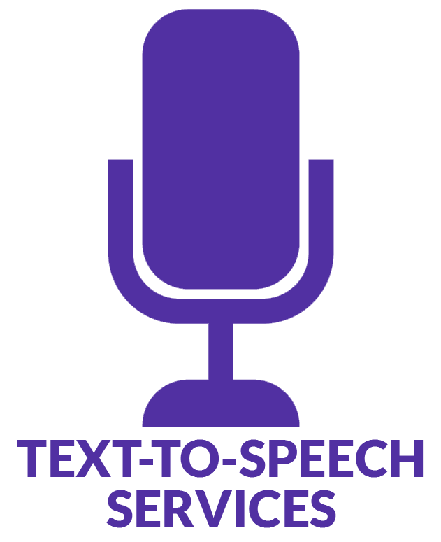 Text-To-Speech Services - PositiveAudios com